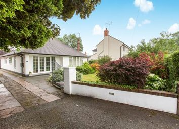 Thumbnail 5 bed bungalow for sale in Dunnocksfold Road, Alsager, Cheshire, South Cheshire