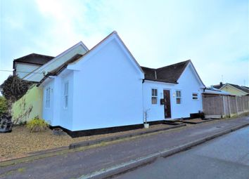 Thumbnail 3 bed bungalow to rent in Church Road, Ramsden Heath, Essex