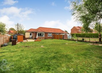 Thumbnail 2 bed semi-detached bungalow for sale in School Close, Kenninghall, Norwich