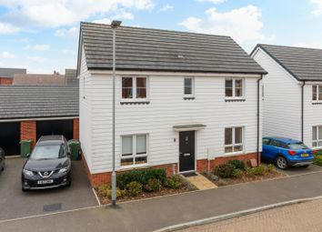 Thumbnail 3 bed detached house for sale in Hook Way, Maidstone