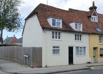 Thumbnail 3 bed end terrace house for sale in Church Street, Whitchurch