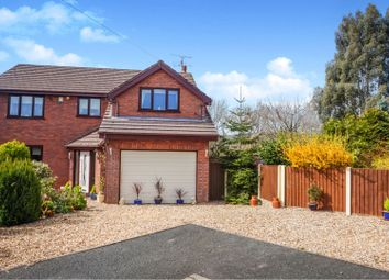 Thumbnail 4 bed detached house for sale in Dee Valley Court, Wrexham