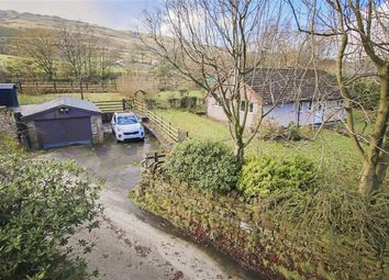 Thumbnail 3 bed detached bungalow for sale in Cowpe Road, Waterfoot, Rossendale