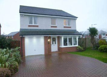 Thumbnail 4 bed detached house for sale in Vendace Crescent, Lochmaben, Lockerbie