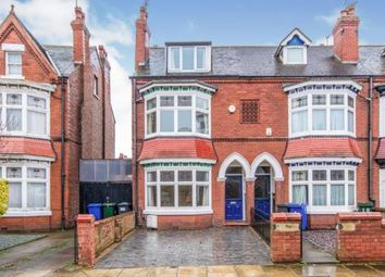 Thumbnail 4 bed end terrace house for sale in Buckingham Road, Doncaster, South Yorkshire