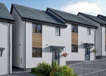 "Thumbnail 3 bed semi-detached house for sale in ""The Bramble"" at Gatehouse Lane, Plymouth"