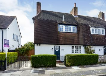 Thumbnail 2 bed semi-detached house for sale in Arsenal Road, London