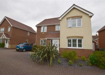 Thumbnail 4 bed detached house for sale in Hampton Close, Chafford Hundred, Essex