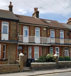 Thumbnail 3 bed terraced house for sale in Hereson Road, Ramsgate
