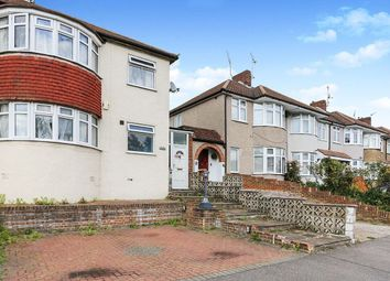 Thumbnail 4 bed semi-detached house for sale in Eversley Avenue, Bexleyheath