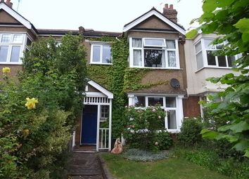 Thumbnail 3 bed terraced house for sale in Church Lane, London