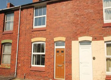 Thumbnail 2 bed terraced house for sale in New Park Road, Oswestry