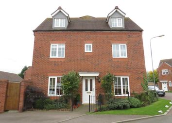 Thumbnail 4 bed semi-detached house for sale in Broadbent Close, Lichfield