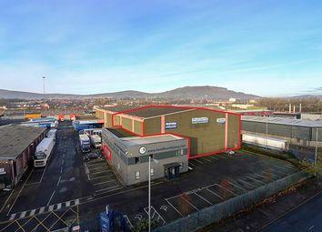 Thumbnail Warehouse to let in 2-10 Duncrue Road, Belfast, County Antrim