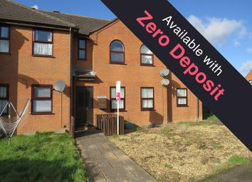 Thumbnail 2 bedroom flat to rent in Cornfields, Holbeach, Spalding