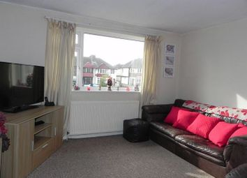 Thumbnail 2 bed flat to rent in Tamworth Road, Two Gates, Tamworth, Staffordshire