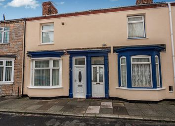 Thumbnail 2 bedroom terraced house for sale in Castlereagh Road, Stockton-On-Tees