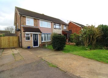 Sunnyfields Drive, Minster On Sea, Sheerness ME12. 3 bed semi-detached house for sale
