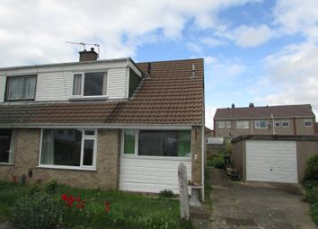 Thumbnail 3 bed semi-detached house for sale in 3 Townsend Close, Stockwood, Bristol