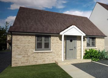 Thumbnail 2 bed detached bungalow for sale in Plot 41, Blunsdon Meadow, Swindon