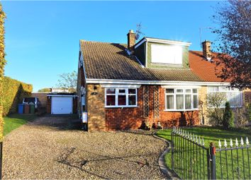 Thumbnail 5 bed semi-detached bungalow for sale in Marrit Way, Keyingham