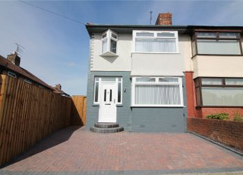 Thumbnail 3 bed semi-detached house for sale in Hilary Road, Walton, Liverpool
