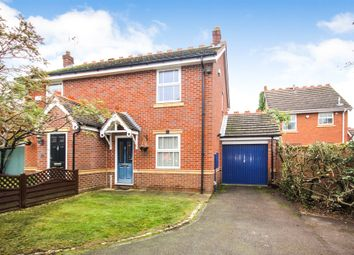 Thumbnail 3 bed semi-detached house for sale in Pebworth Avenue, Monkspath, Solihull, West Midlands