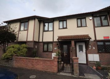 Thumbnail 2 bed terraced house for sale in Woodham Park, Barry