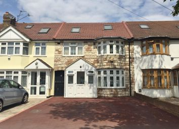 Thumbnail 4 bed terraced house for sale in Lynmouth Gardens, Heston
