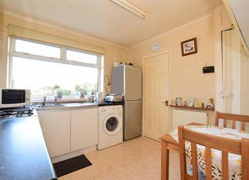 Thumbnail 2 bedroom semi-detached bungalow for sale in King Edward Avenue, Rainham, Essex