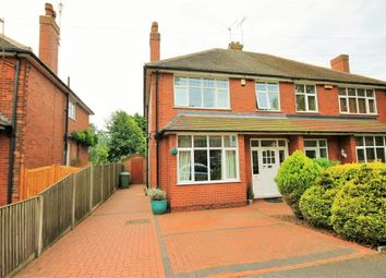 Thumbnail 3 bed semi-detached house to rent in Lichfield Avenue, Mansfield, Nottinghamshire