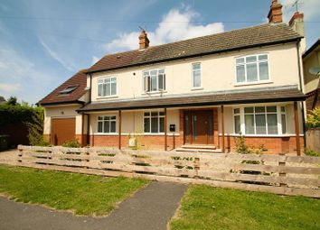 Thumbnail 4 bed detached house for sale in Peddars Lane, Stanbridge, Leighton Buzzard