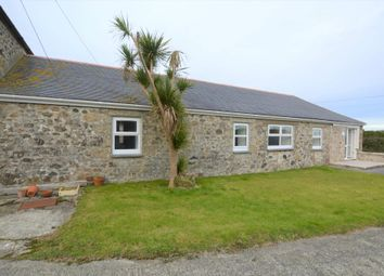 Thumbnail 2 bed detached bungalow to rent in Folly Farm, St. Ives, Cornwall