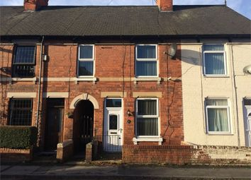 Thumbnail 3 bed terraced house to rent in St Cuthbert Street, Worksop, Nottinghamshire