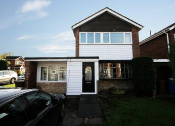 Thumbnail 4 bed detached house for sale in Deerleap Way, Rugeley, Staffordshire