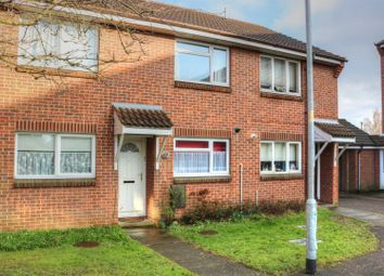 Thumbnail 2 bed terraced house for sale in Baxter Court, Norwich