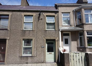 Thumbnail 2 bed terraced house for sale in Stryd Moreia, Nefyn