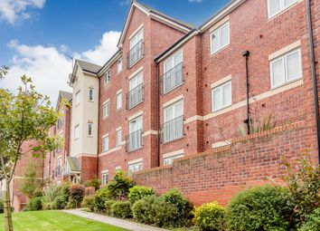 Thumbnail 2 bed flat for sale in St Johns House, Robinson Road, Ellesmere Port