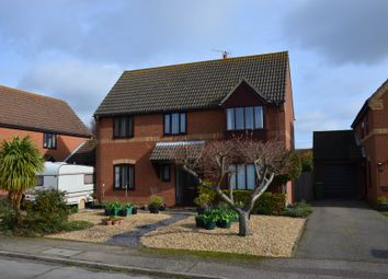 Thumbnail 4 bed detached house for sale in High Hall Close, Trimley St. Martin, Felixstowe