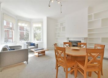 Thumbnail 2 bed flat for sale in Kingdon Road, West Hampstead