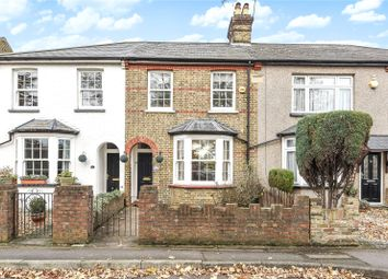 Thumbnail 2 bed terraced house for sale in West Drayton Road, Hillingdon, Middlesex