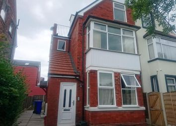 Thumbnail 3 bedroom flat to rent in Flat 2, 6 Melton Road, Crumpsall
