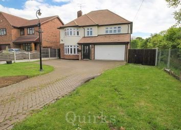 Thumbnail 5 bed detached house for sale in Trailer Park, Crays Hill, Billericay