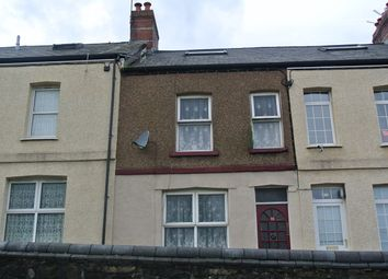 Thumbnail 2 bed terraced house for sale in Lethbridge Terrace, Abersychan, Pontypool