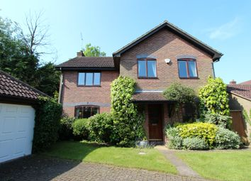 Thumbnail 4 bed detached house for sale in Meare Close, Tadworth