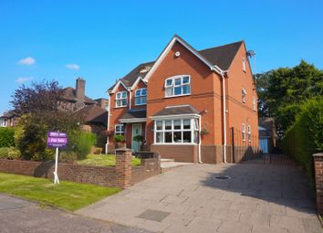 Thumbnail 6 bedroom detached house for sale in Parkway, Stoke-On-Trent