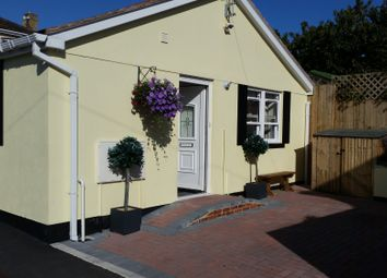Thumbnail 2 bed detached bungalow for sale in St. Edmunds Road, Torquay