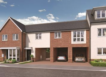Thumbnail 2 bed property for sale in Broadmere Road, Beggarwood, Basingstoke