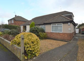 Thumbnail 3 bed semi-detached bungalow for sale in Whitby Avenue, Chester