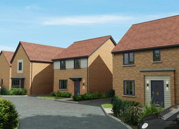 Thumbnail 4 bedroom detached house for sale in Appletree Close, Off Barker Lane, Aston Clinton